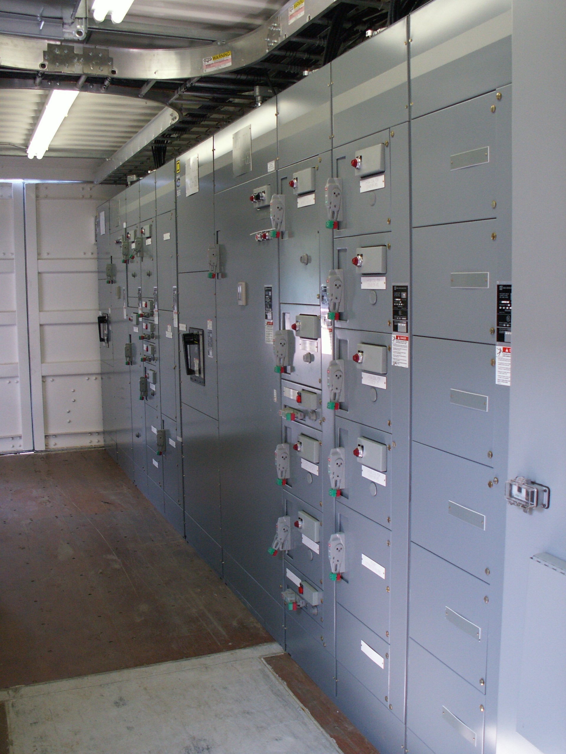 Electrical Control Systems Services