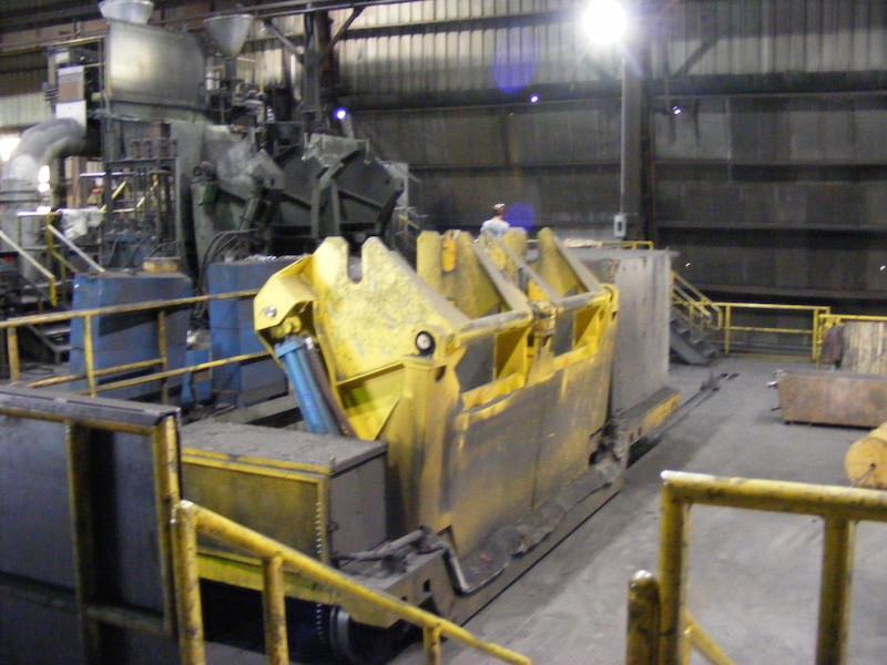 Steel Mill Construction & Design Services | EC&S, Inc